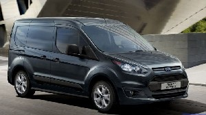 1- Ford Transit Connect
