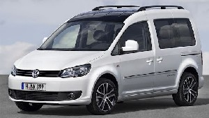 3- Volkswagen Caddy